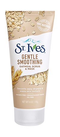 Gentle Smoothing Oatmeal Scrub